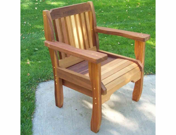 Villa Cedar Garden Chair