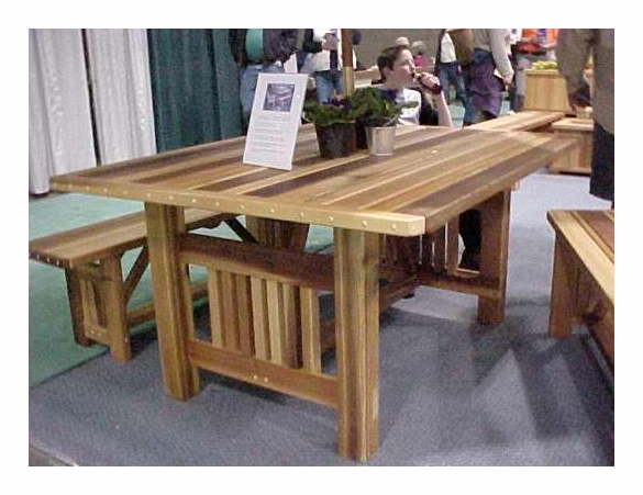 Villa Dining Table 4ft or 5 Ft