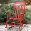 Wood Rocking Chair  – Color Options
