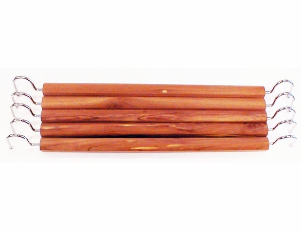 Woodlore Pant Trolley Rods Only <br>(5 Pack)