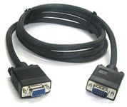 BattleBorn 10 Foot 15-pin M/F VGA Monitor Extension Cable