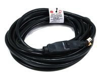 Monoprice 5302 25 foot Power Cable Extension for Computers