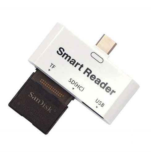 USB-C-Smart-Card-Reader Picture 1