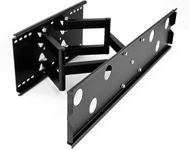 "MonMount 40-60"" Articulating LCD TV Swivel Arms Pull Out Wall Mount"