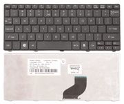 Acer Black Laptop Replacement Keyboard for Aspire One 532/AO532/AOD532