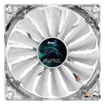 AeroCool EN55505 Shark 120mm 3/4-Pin Case Fan (White Edition)