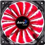 AeroCool Shark 120mm Red Edition Computer Case Fan