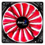 AeroCool Shark 140mm Red Edition Computer Case Fan