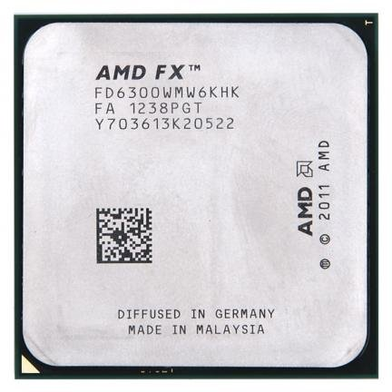 Amd Fx 6300 3 5ghz 6 Core Oem Processor 99 89