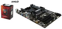 AMD FX-8320 8-Core and Gigabyte GA-970A-DS3P Motherboard CPU Combo