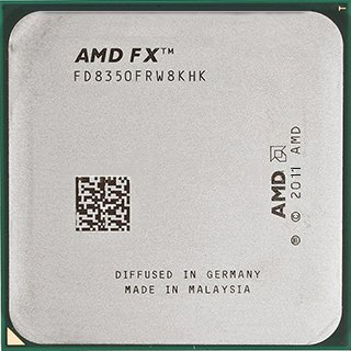 Amd Fx 8350 Socket Am3 Processor 159 89