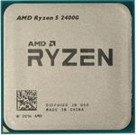 AMD Ryzen 5 2400G 3.6GHz Quad-Core Processor - OEM