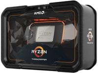 AMD Ryzen Threadripper 2950X 16-Core, 32-Thread, 4.4 GHz Max Boost (3.5 GHz Base), Socket sTR4 180W YD295XA8AFWOF Desktop Processor