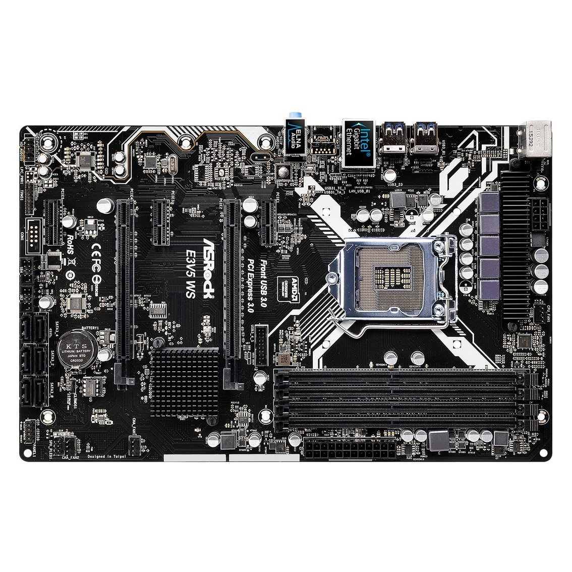 ASRock E3V5 WS Intel USB 3.0 Drivers for Windows Download