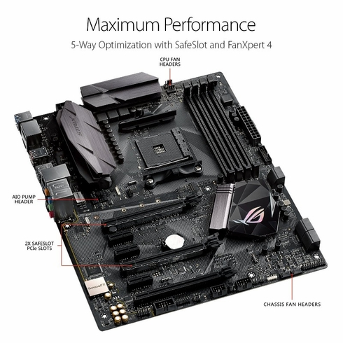 STRIX B350-F GAMING Picture 4