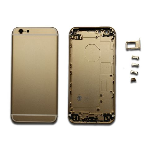 Back-Cover-Housing-iPhone-6s-Gold