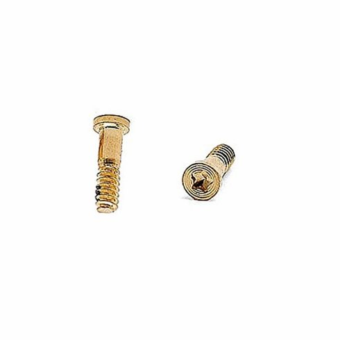 screw-2pc-gold-6splus Picture 1