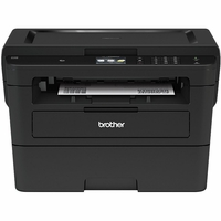 Brother HL-L2395DW Wireless/Duplex Monochrome Laser Printer with Flatbed Copy & Scan