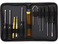 C2G 04590 11-Piece Computer/Office Tool Kit
