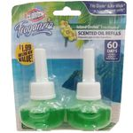 Clorox Scented Oil Refills Island Orchid, 2pk