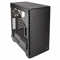 Corsair CC-9011081-WW Carbide Clear 400C ATX Mid Tower Computer Case