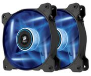 Corsair CO-9050016-BLED AF120 Air Series Blue LED QE 120mm Fan 2 Pack