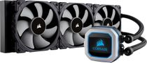 Corsair Hydro Series H150i PRO RGB 360mm Radiator Triple 120mm ML PWM Fans Advanced Lighting Liquid CPU Cooler (CW-9060031-WW)