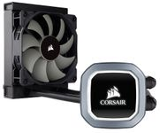 Corsair CW-9060036-WW Hydro H60 2018 120mm Radiator, Single 120mm PWM Fan, Liquid CPU Cooler