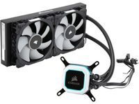 Corsair Hydro Series H100i PRO Low Noise 240mm RGB Water/Liquid CPU Cooler CW-9060033-WW