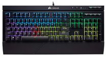 CORSAIR K68 RGB Mechanical Gaming Keyboard Backlit RGB LED, Cherry MX Red, Dust and Spill Resistant