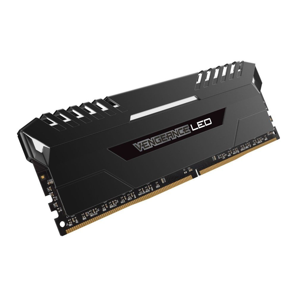 Harga Dan Spek Corsair Vengeance Pro Series 16gb Termurah 2018 Minimal Emboss Shift Dress Bio White Putih Xl Led Ddr4 2x8gb Sale 14389 Cmu16gx4m2a2666c16 Picture 3