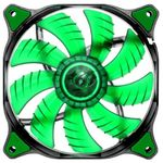 Cougar CF-D14HB-G 140mm Green LED Chassis Fan