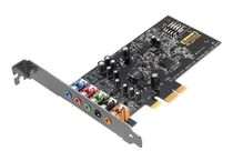 Creative Audigy FX 5.1 Channel PCI Express x1 Sound Card