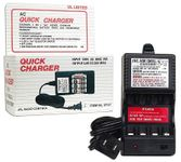 ElectricZ NiCd Quick Power AA Battery Charger with 6 Foot Power Cable