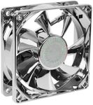 ENERMAX Apollish UCAP8-S 80mm Silver Case Fan