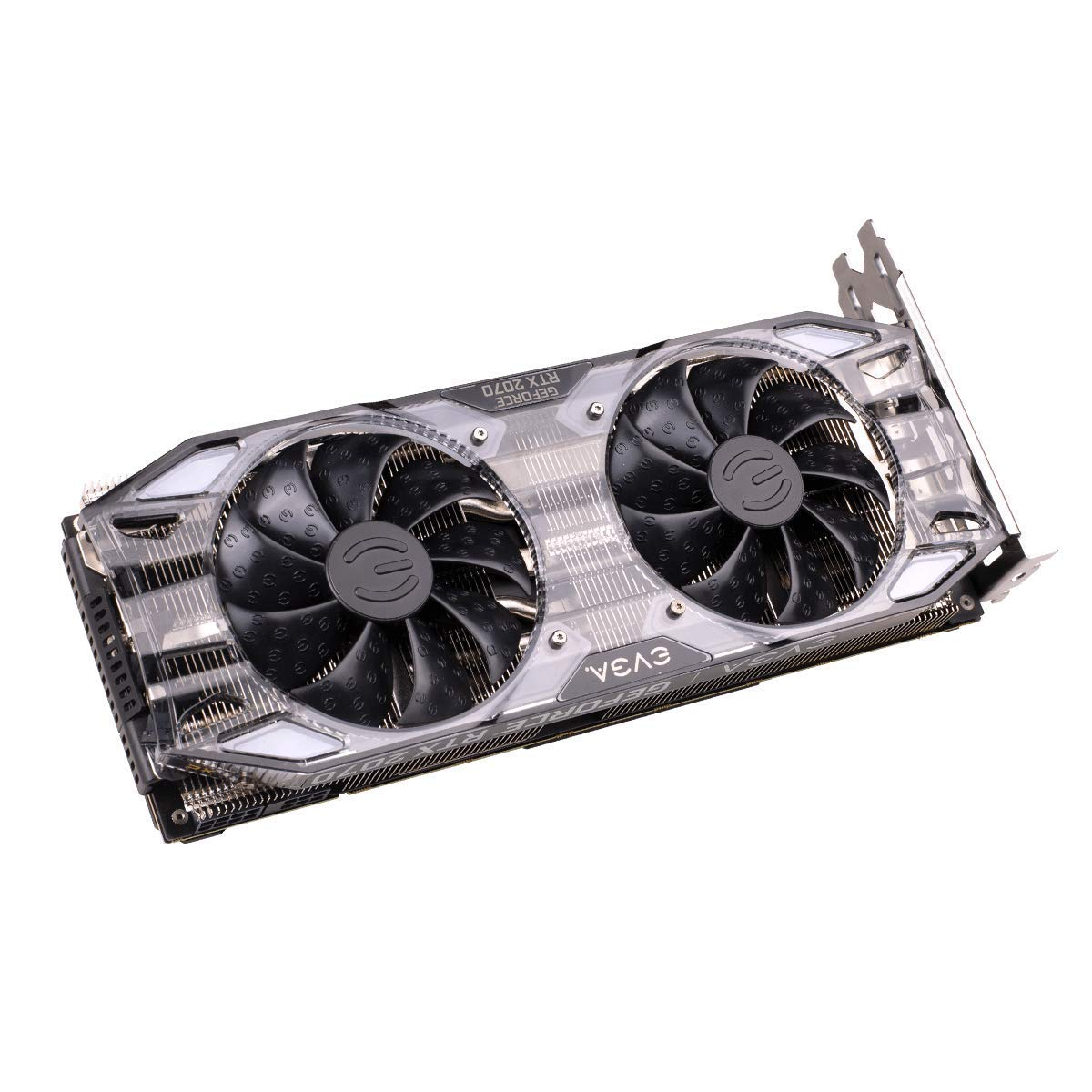 EVGA GeForce RTX 2070 XC GAMING 08G-P4-2172-KR, 8GB GDDR6, Dual HDB Fans &  RGB LED Video Card