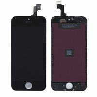 Front LCD Assembly for iPhone SE - Black