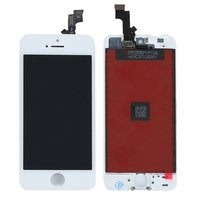 Front LCD Assembly for iPhone SE - White