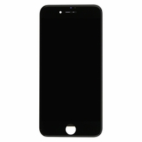 Front LCD Assembly - iPhone 7 Black - High Quality