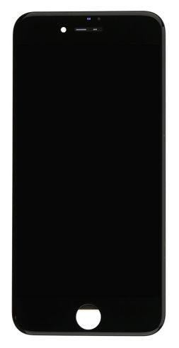 NPR Front LCD Assembly - iPhone 7 Black - High Quality
