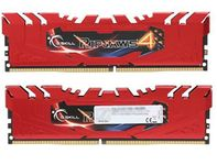 G.skill Ripjaws 4 16gb 2x8gb Ddr4 Pc4-19200 Ram Kit F4-2400c15d-16grr