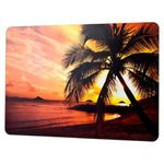 "Handstands 45004 Sunset Beach Laptop Skin for 15.4"" Laptops"