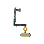 Home Button Flex Cable for Samsung Galaxy S6 Edge+ G928 - Gold