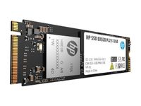 Hp Ex920 M2 512gb Pcie 3.0 X4 Nvme 3d Tlc Nand Internal Solid State Drive (ssd) 2yy46aa#abc