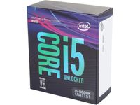 Intel Core BX80684I58600K i5-8600K Desktop Processor Coffee Lake 6-Core 3.6 GHz
