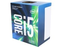 Intel Core i5-7400 Quad-Core 3.0 GHz Kaby Lake LGA 1151 65W BX80677I57400 Desktop Processor