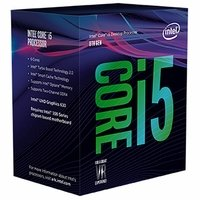 Intel Core i5-8400 Coffee Lake 6-Core 2.8 GHz LGA1151 (300 Series) 65W BX80684I58400