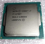 Intel Core i7-6700T 8M Quad-Core 3.4 GHz LGA 1151 65W CM8066201920202 Desktop Processor