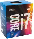 Intel Core i7-7700 Quad-Core 3.6 GHz Kaby Lake LGA 1151 65W BX80677I77700 Desktop Processor