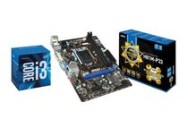 Intel i3-6100 and Gigabyte H110M-S2H-GSM Motherboard CPU Combo Deal